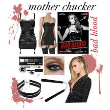 mother chucker taylor swift u0027bad blood u0027 ft cara delvigne by