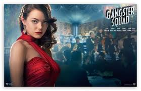 gangster squad 2013 movie wallpapers emma stone in gangster squad 4k hd desktop wallpaper for 4k
