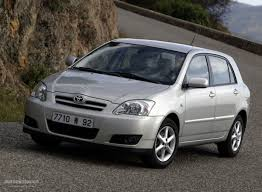 toyota corolla gas consumption toyota corolla 5 doors specs 2004 2005 2006 2007 autoevolution
