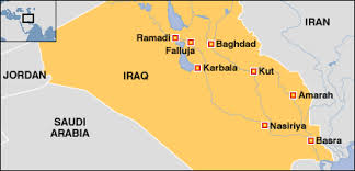 baghdad world map news middle east us bombards iraq mosque complex