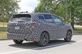 subaru forester car next subaru forester targets honda cr v with all new underpinnings
