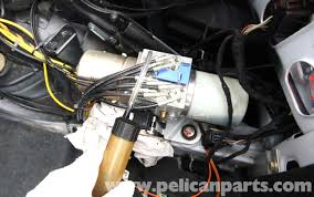 mercedes benz slk 230 vario top hydraulic pump service 1998 2004