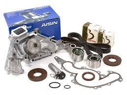 lexus v8 timing belt replacement amazon com evergreen tbk298hwpa 98 07 toyota lexus 4 7l 1uzfe
