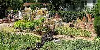Rock Garden Images Florence Deeble S Rock Garden Lucas Kansas