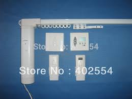 Motorized Curtain Track System Motorized Curtain Track System 7 0m In Blinds Shades U0026 Shutters
