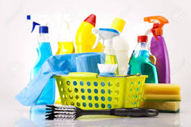 Home Cleaning Tips House Cleaning Product Stock Photo Picture And Royalty Free Image