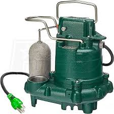 Pedestal Or Submersible Sump Pump Zoeller M63 Sd M63 3 10 Hp Premium Cast Iron Submersible Sump