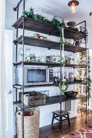 Galvanized Pipe Shelving by Industrial Pipe Shelving Diy Industrial Pipe Shelves Industrial
