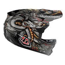 vintage motocross helmets sam hill u0027s signature edition troy lee designs d3 helmet troy