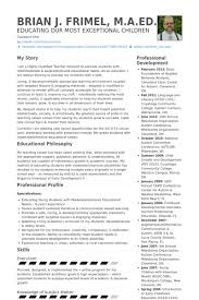 English Teacher Resume Examples by Substitute Teacher Resume Samples Visualcv Resume Samples Database