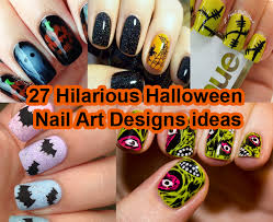 27 best halloween nail art designs 2016 fashioncraze