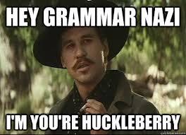 Grammar Nazi Memes - grammer nazi s ar15 com