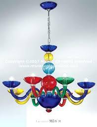Colored Chandelier Multi Colored Chandelier Multi Colored Chandelier Lighting And