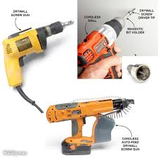 Kitchen Cabinet Fasteners How To Drive Screws Perfectly Family Handyman