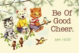 free printable christmas message cards u2013 be of good cheer free