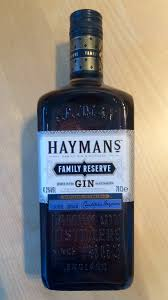martini bottle a martini with hayman u0027s gin the martini diary