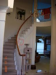 What Is A Banister On Stairs by Need Help On Estimating Cost Of Replacing Balusters