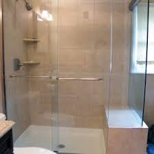 Frameless Shower Sliding Glass Doors Bathroom Modern Design Frameless Glass Shower Doors Thecritui