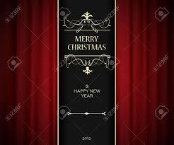Invitation Card Christmas Invitation Card Royalty Free Cliparts Vectors And
