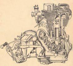 royal enfield bullet engine cutaway bullet pinterest royal
