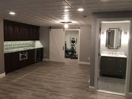 long island basement finishing finished basemnt design and build