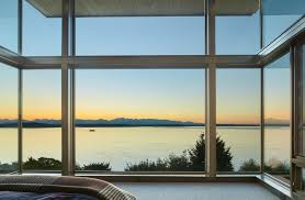 Energy Efficient Home by Energy Efficient Home With Sweeping Views Of Puget Sound And The