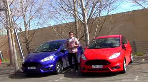 Ford Fiesta St Review Australia Ford Fiesta St Perfomance Drive Com Au Youtube