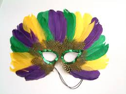 mardi gras mask with feathers mardi gras feather mask 9