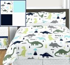 Boys Duvet Cover Full Childrens Duvet Covers Full Rawr Blue Green Dinosaur Bedding Twin
