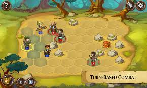 best turn based rpg android braveland android apps on play