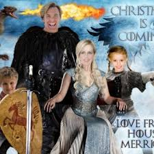 game of thrones christmas card funny christmas cards pinterest