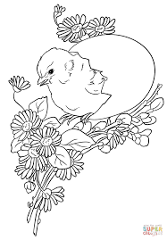 easter coloring page free printable coloring pages