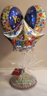 balloons delivered to your door cookie cake with 3 mylar balloons cookies tonight fresh baked