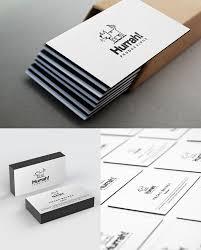 Singapore Business Cards Hurrah Letterpress Black Edge Business Card Design U2013 Lemon