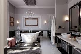 Small Bathroom Chandelier Bathroom Chandeliers Home Design Ideas