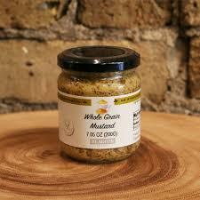whole grain dijon mustard beaufort whole grain dijon mustard 7oz dijon marché