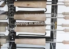 stainless steel commercial 110v 220v electric 8 roller hungarian