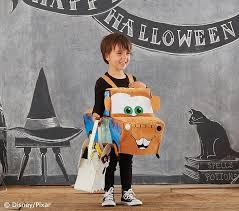 Clearance Toddler Halloween Costumes Toddler Disney U2022pixar Cars Tow Mater Costume Pottery Barn Kids