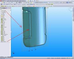 solidworks design simple tutorial projecting curves sketch