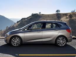 bmw minivan 2015 bmw 2 series active tourer is the first minivan in brand history