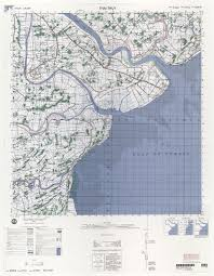 What Is A Topographic Map Vietnam Topographic Maps Perry Castañeda Map Collection Ut