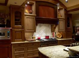 Old World Style Kitchen Cabinets Kitchen Idea Of The Day This Timber Frame Kitchen Features A