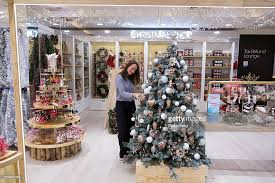 Decoration Christmas Shop by Selfridges Plc Opens Its Christmas Retail Store Photos And Images