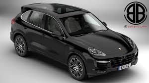 porsche 2016 porsche cayenne turbo s 2016 3d model vehicles 3d models 3d 3ds