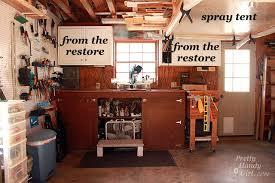 garage workshop makeover final reveal thanks to the bagster bag