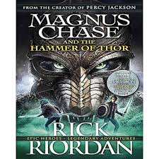 buy favy magnus chase and the hammer of thor by rick riordan online