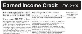 louisiana 2016 earned income credit update govdocs