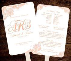 Paddle Fan Program Template Wedding Fan Program Template We Do Boho Swash Rustic Style Print