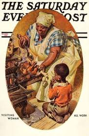 thanksgiving cover by j c leyendecker of the american weekly