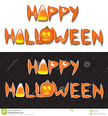 happy halloween clipart banner happy halloween words u2013 festival collections
